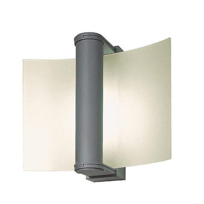 Светильник накладной SLV Zenit серебристый / стекло матовое