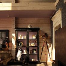 Фотография: Мебель и свет в стиле Кантри, Эклектика, Дом, Дома и квартиры, Москва – фото на InMyRoom.ru