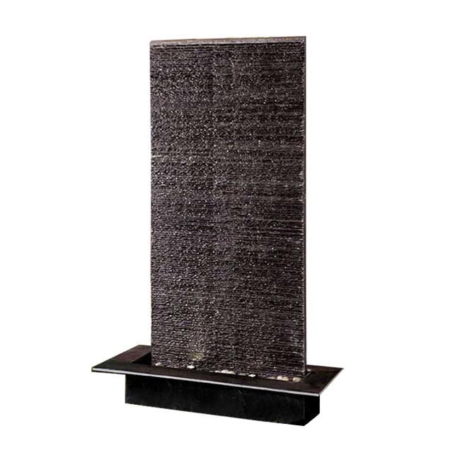 Фонтан Schuller из шифера и декоративных речных камней 200x110x50 см