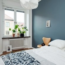 Фото из портфолио Двухкомнатная квартира в Швеции – фотографии дизайна интерьеров на InMyRoom.ru
