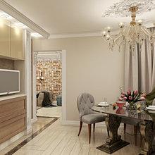 Фотография: Кухня и столовая в стиле Классический, Лофт, Эклектика – фото на InMyRoom.ru