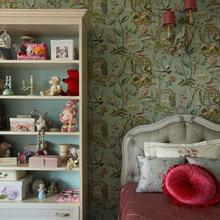 Фотография: Спальня в стиле Кантри, Квартира, Дома и квартиры, Прованс, Москва – фото на InMyRoom.ru