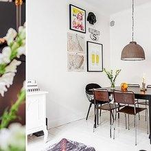 Фото из портфолио Прелесть цветочных орнаментов – фотографии дизайна интерьеров на InMyRoom.ru