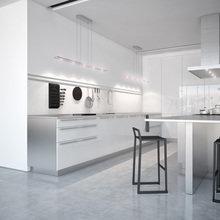 Фото из портфолио Квартира в ЖК 4 ветра – фотографии дизайна интерьеров на INMYROOM