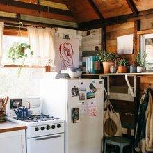 Фото из портфолио Маленький уютный коттедж – фотографии дизайна интерьеров на InMyRoom.ru