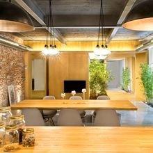 Фотография: Кухня и столовая в стиле Лофт, Дом, Дома и квартиры – фото на InMyRoom.ru