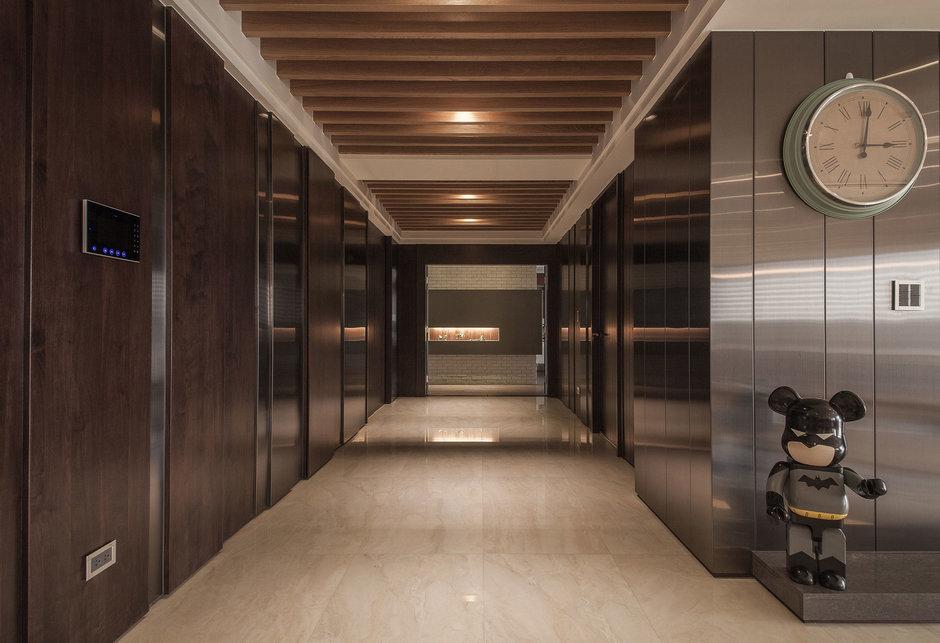Фотография: Прихожая в стиле Современный, Дом, Дома и квартиры, Проект недели – фото на InMyRoom.ru