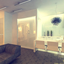 Фото из портфолио Работы  – фотографии дизайна интерьеров на INMYROOM