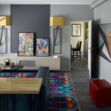 Фото из портфолио Маленькая квартира – фотографии дизайна интерьеров на INMYROOM