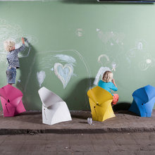 Детский стул Flux Junior