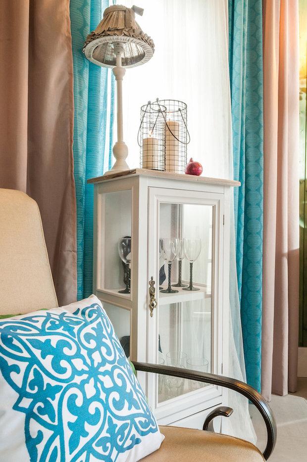 Фотография: Мебель и свет в стиле Прованс и Кантри, Дом, Дома и квартиры, dom-iz-brusa – фото на InMyRoom.ru