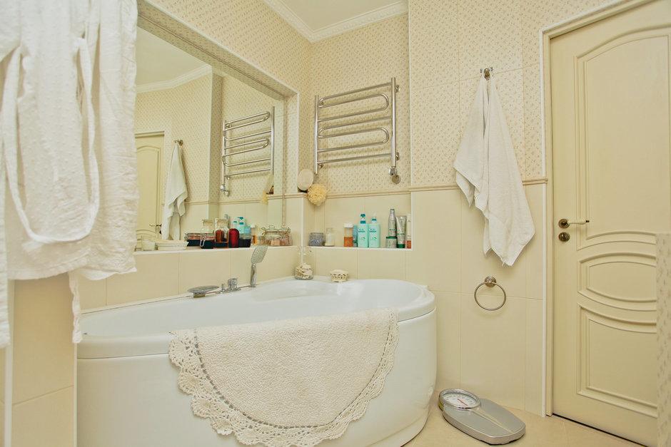 Фотография: Ванная в стиле Прованс и Кантри, Квартира, Дома и квартиры, IKEA – фото на InMyRoom.ru