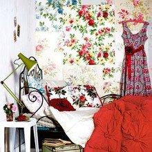 Фотография: Спальня в стиле Кантри, Декор интерьера, Текстиль, Декор, Декор дома, Пэчворк – фото на InMyRoom.ru