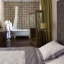 Фотография: Спальня в стиле Кантри, Дома и квартиры, Городские места, Отель, Бассейн – фото на InMyRoom.ru