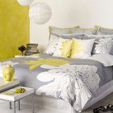 Фотография: Спальня в стиле Современный, Декор интерьера, Дом, Дизайн интерьера, Цвет в интерьере – фото на InMyRoom.ru