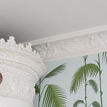 Фотография: Декор в стиле Кантри, Скандинавский, Современный, Малогабаритная квартира, Квартира, Швеция, Мебель и свет, Дома и квартиры, Белый – фото на InMyRoom.ru