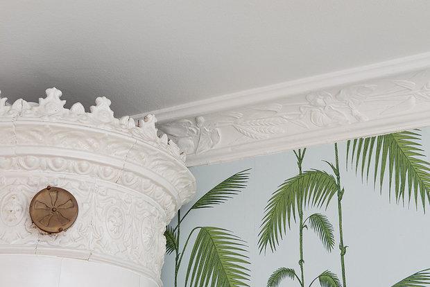 Фотография: Декор в стиле Прованс и Кантри, Скандинавский, Современный, Малогабаритная квартира, Квартира, Швеция, Мебель и свет, Дома и квартиры, Белый – фото на InMyRoom.ru