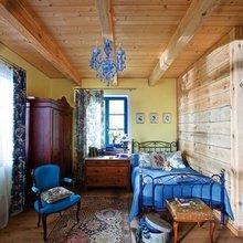 Фотография: Спальня в стиле Кантри, Дом, Польша, Дом и дача – фото на InMyRoom.ru