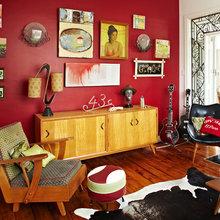 Фотография: Гостиная в стиле Кантри, Декор интерьера, Дом, Дома и квартиры, Винтаж – фото на InMyRoom.ru
