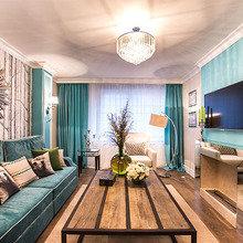 Фотография: Гостиная в стиле Кантри, Классический, Скандинавский, Современный, Эклектика – фото на InMyRoom.ru