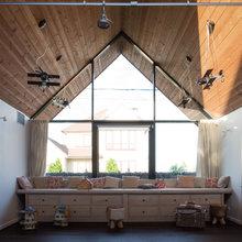Фото из портфолио Загородный дом в Ростовской области – фотографии дизайна интерьеров на INMYROOM