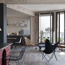 Фото из портфолио Лофт в Париже – фотографии дизайна интерьеров на INMYROOM