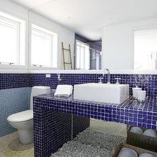 Фотография: Ванная в стиле Кантри, Скандинавский, Дома и квартиры, Городские места, Отель, Бразилия – фото на InMyRoom.ru