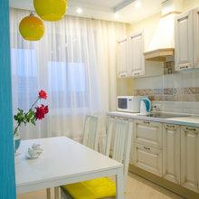 Фото из портфолио Реализация. Квартира 45 кв.м. на Романова – фотографии дизайна интерьеров на INMYROOM