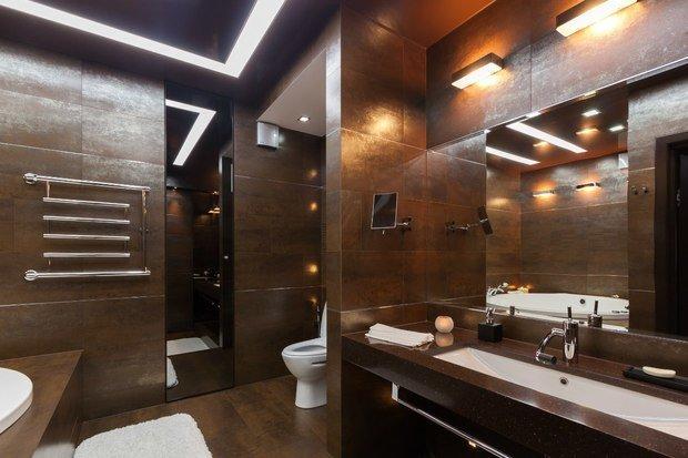 Фото из портфолио Квартира для холостяка.  – фотографии дизайна интерьеров на INMYROOM