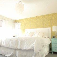 Фотография: Спальня в стиле Кантри, Современный, Декор интерьера, Интерьер комнат – фото на InMyRoom.ru