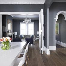 Фотография: Кухня и столовая в стиле Эклектика, Дом, Австралия, Дома и квартиры – фото на InMyRoom.ru