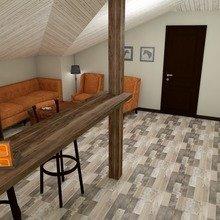 Фото из портфолио Дизайн проект комнаты отдыха – фотографии дизайна интерьеров на INMYROOM