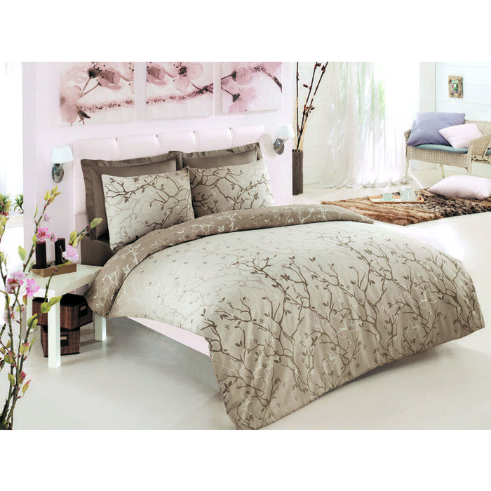 Комплект постельного белья семейный Pamir