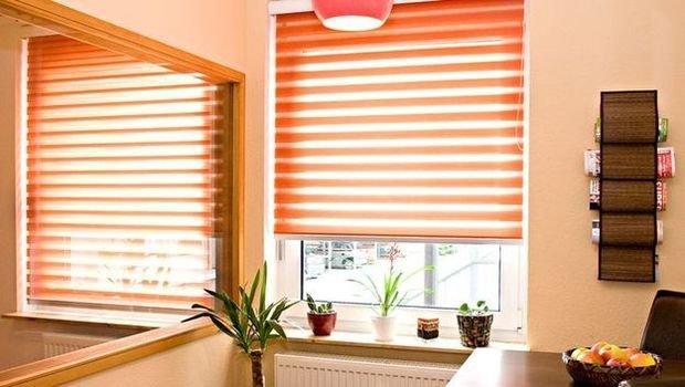 Фотография: Офис в стиле Классический, Квартира, Декор, Советы, как выбрать жалюзи, жалюзи на окна – фото на InMyRoom.ru