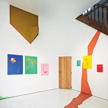 Фото из портфолио Галерея современного искусства  – фотографии дизайна интерьеров на INMYROOM