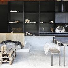 Фото из портфолио Каменный дом с душой – фотографии дизайна интерьеров на INMYROOM
