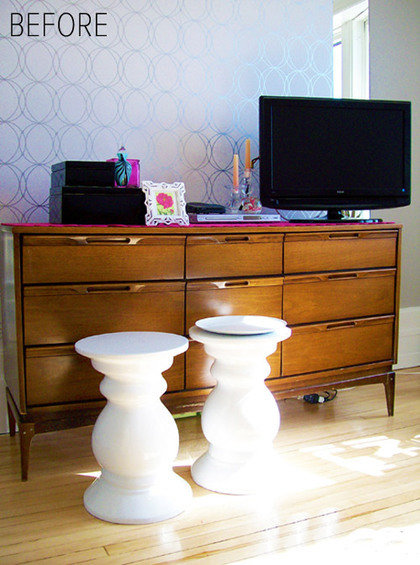 Фотография: Кухня и столовая в стиле Лофт, Минимализм, Декор интерьера, DIY, Переделка – фото на InMyRoom.ru