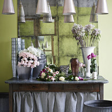 Фотография: Флористика в стиле , Декор интерьера, DIY, Цвет в интерьере – фото на InMyRoom.ru