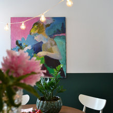 Фото из портфолио Квартира с террасой на крыше – фотографии дизайна интерьеров на INMYROOM
