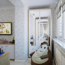 Фото из портфолио Детская для будущего школьника – фотографии дизайна интерьеров на InMyRoom.ru