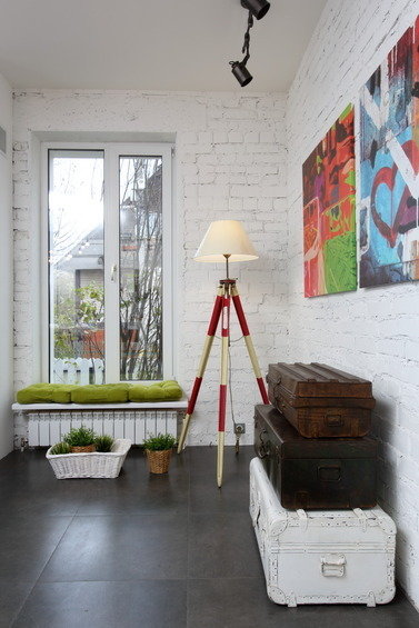 Фотография: Декор в стиле Лофт, Декор интерьера, Дом, Eames, Ju-Ju, pottery barn, Дома и квартиры, IKEA, Zara Home, Maison & Objet, Женя Жданова – фото на InMyRoom.ru