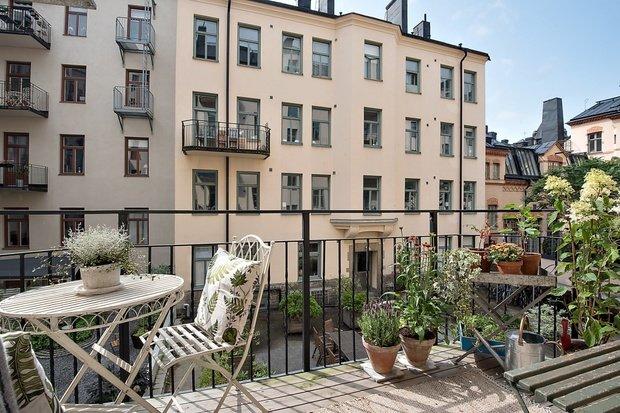 Фото из портфолио Роскошная, просторная 3-комнатная квартира 94 кв.м. – фотографии дизайна интерьеров на INMYROOM