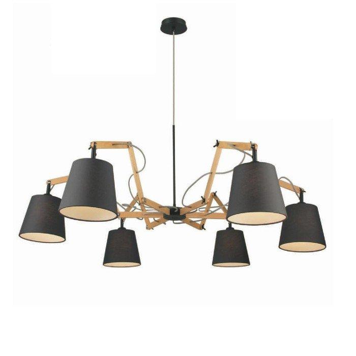 Teo 6 потолочный светильник