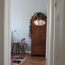 Фото из портфолио Спальня в голубом цвете – фотографии дизайна интерьеров на InMyRoom.ru