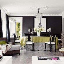 Фотография: Кухня и столовая в стиле , Дизайн интерьера, Цвет в интерьере – фото на InMyRoom.ru