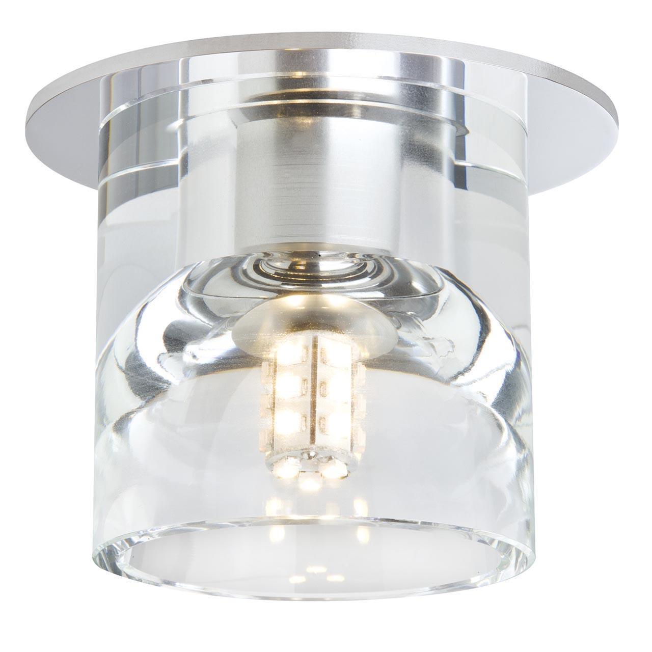 Купить Встраиваемый светильник Quality Glassy Tube, inmyroom, Германия