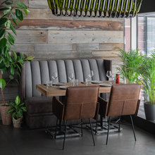 Фото из портфолио Ресторан Buffalo – фотографии дизайна интерьеров на INMYROOM
