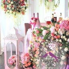 Фото из портфолио Свадебное оформление зала – фотографии дизайна интерьеров на INMYROOM