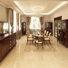 Фото из портфолио Дизайн частного коттеджа в классическом стиле – фотографии дизайна интерьеров на INMYROOM