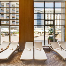 Фото из портфолио отель Кемпински – фотографии дизайна интерьеров на INMYROOM